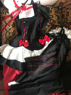Krul Tepes cosplay
