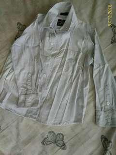 Long-sleeved polo