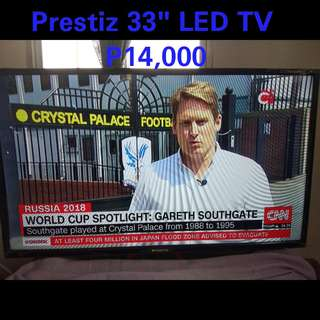 Prestiz LED TV