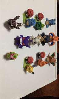 Pokemom Lego Display