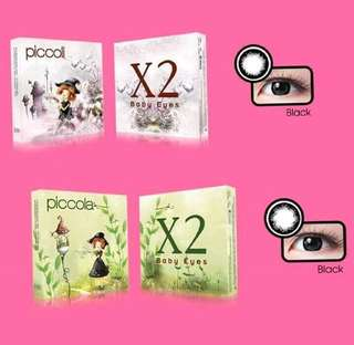 Softlens X2 BABY EYES PICCOLA By EXOTICON