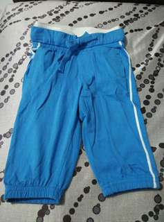 Good Condition Fox Baby Long Track Pants
