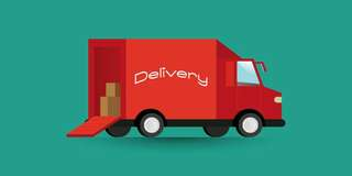 Pickup & delivery service
