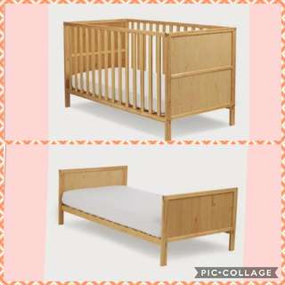 Mothercare Convertible Crib
