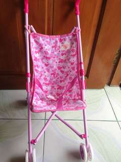 You and Me Doll Stroller