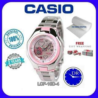Casio LCF 10D-4AV