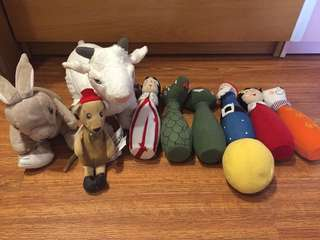 IKEA plush toys free delivery