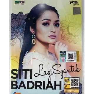 Siti Badriah Lagi Syantik VCD Karaoke