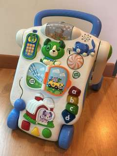 Leapfrog Baby Push Walker