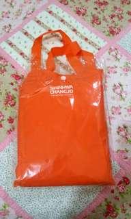 SHINHWA 12th Official Raincoat