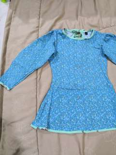 Long sleeve Dress ( 1 - 2 Years )