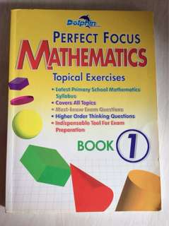 Primary 1 Mathematics
