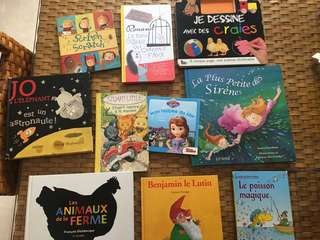 Books in French