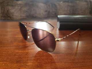 *LIKE NEW* BURBERRY Aviator Sunglasses