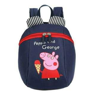 Tas Ransel Mini Anak Peppa Pig