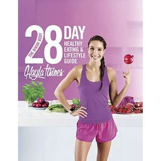 [eBook] The Bikini Body 28-Day Healthy Eating & Lifestyle Guide by Kayla Itsines
