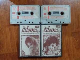 Saloma cassette / kaset