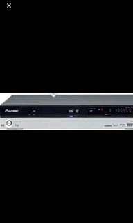 先鋒Pioneer HDD/DVD Recorder (80GB, 1080p)