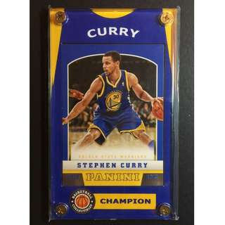 Stephen Curry Sports Card - GSW Shooting Guard