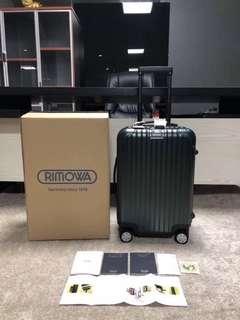 Rimowa suitcase small