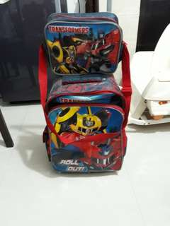 Transformers stroller