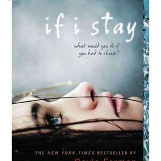 If I Stay By Gayle Forman (YA)