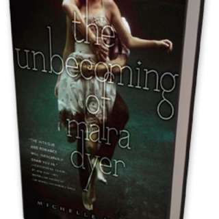 The Unbecoming Of Mara Dyer (Hardcover) By Michelle Hodkin - YA Book