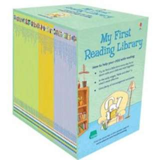 🚚 BN Usborne My First Reading Library