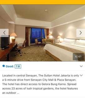 Voucher Sultan Hotel
