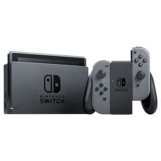 Nintendo Switch Grey Ultimate Bundle / Trade for Apple Watch S3