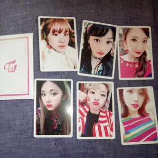 Twice Preorder Cards
