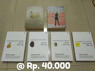 Novel 40k Collection by IKA NATASSA