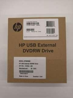 HP USB External DVD-RW Drive GP60NB60 - New