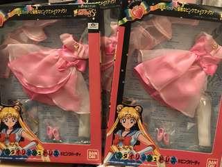 美少女戰士 中古娃娃晚裝