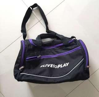 tas olahraga/tas gym/gym bag/tas celebrity fitness