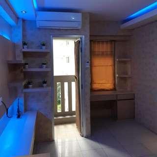 Dijual Apartemen Greenbay Pluit Studio Furnish View Kolam Renang Tower Favorit Bayview