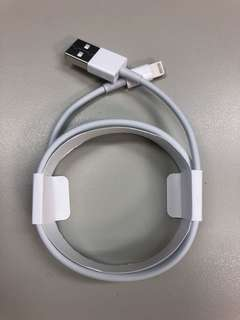 Apple lightning對USB 連接線(1公尺)