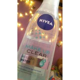 NIVEA MAKE UP CLEAN MICELLAR WATER