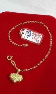 🎀 18k Bracelet 🎀