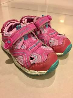 Baby/Toddler girl Stride rite shoes