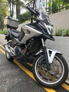 Honda NC750 XA (LED)