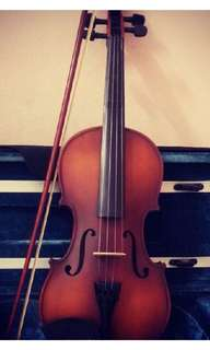 Violin 4/4 adults