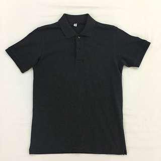 Uniqlo pique polo shirt