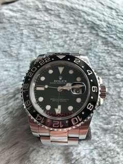 勞力士ROLEX GMT 116710LN