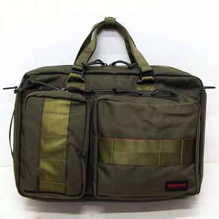 日系 BRIEFING Neo Trinity Liner 3way Bag