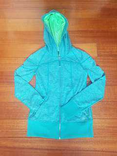 Lorna Jane Green Jacket