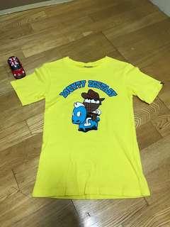 🚚 象鼻人❤️螢光黃上衣