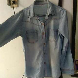 Flanel jeans