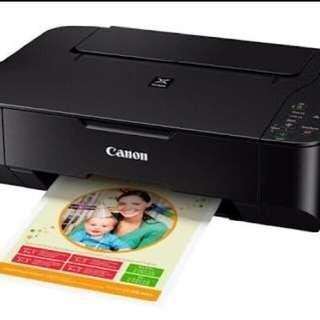Printer Canon pixma MP237