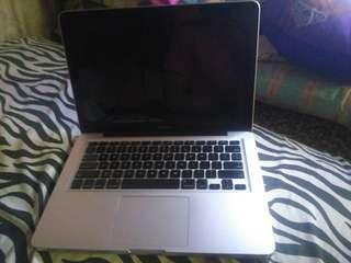 """Macbook late 2008 """"13inch"""